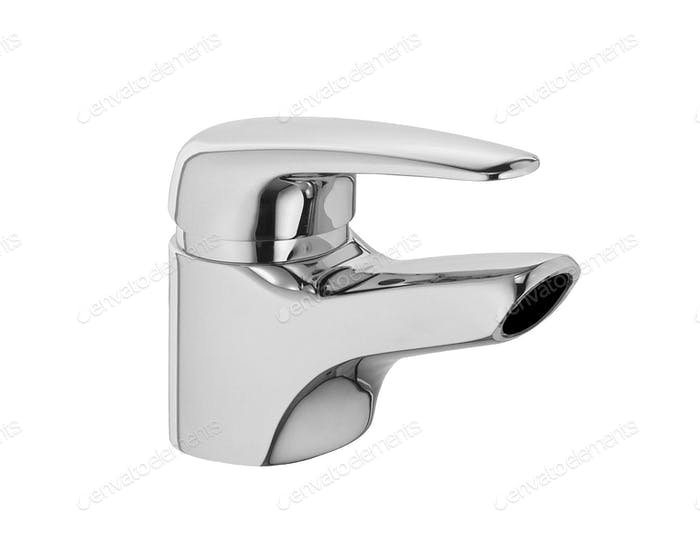 faucet isolated