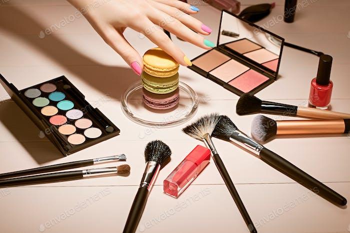 Fashion cosmetics