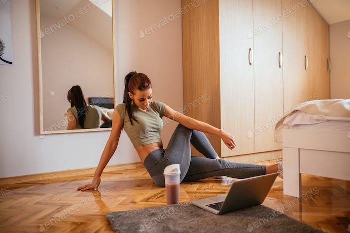 Übung zu Hause