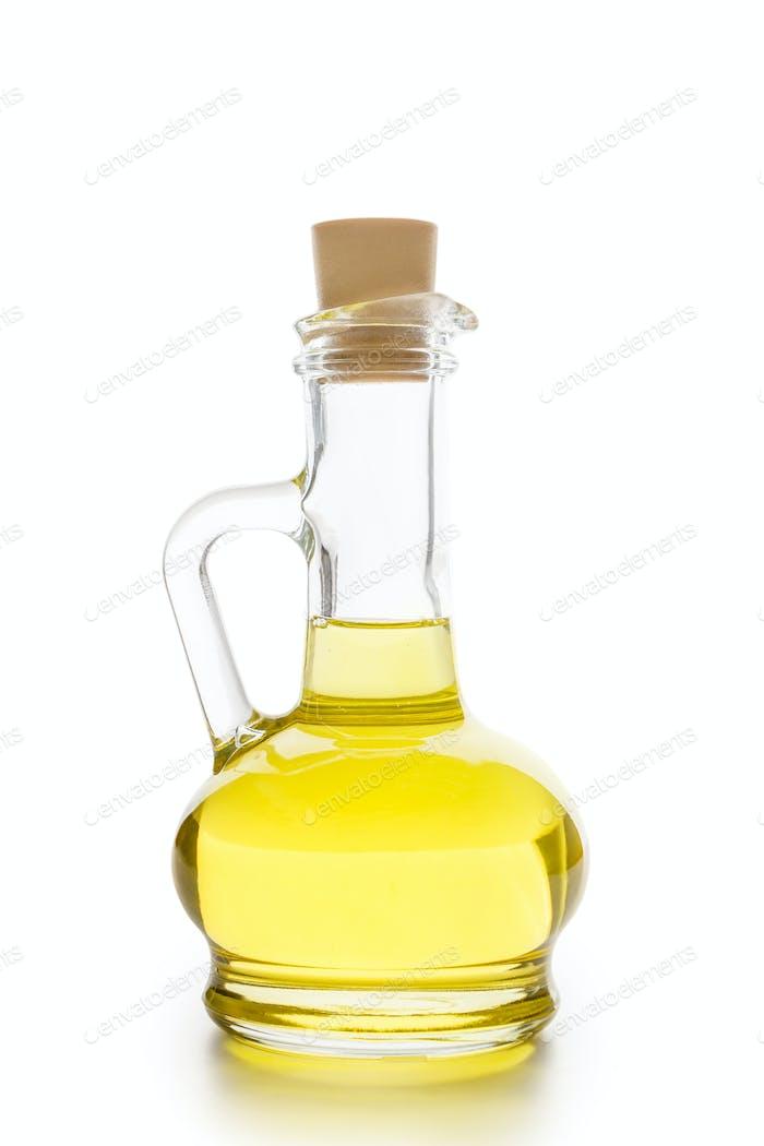 Reines Bio-Öl-Konzept