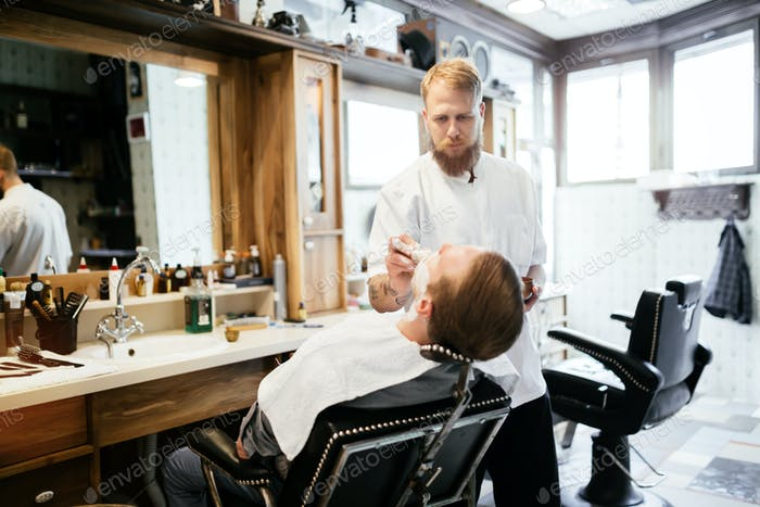 Лечение бороды и усов