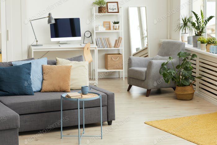 Home Interior Background