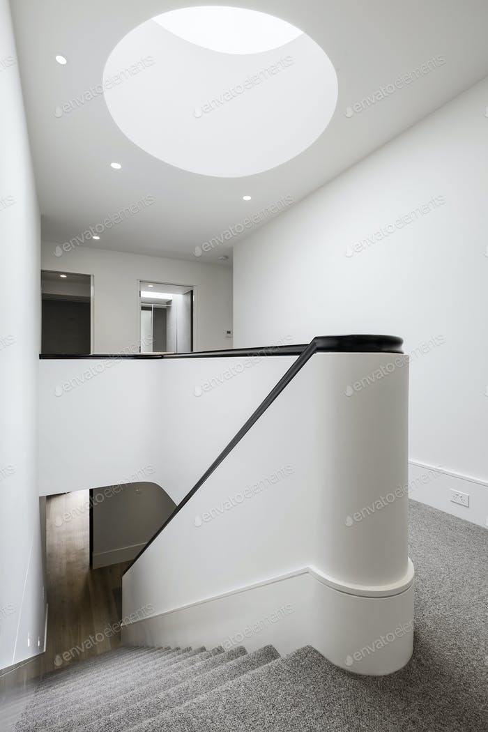 Modern Designed Staircase