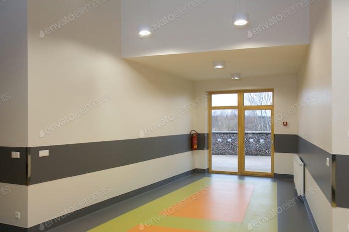 Pflegeheim Eingang