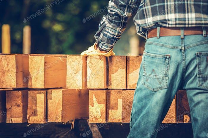 Carpenter Wood Material