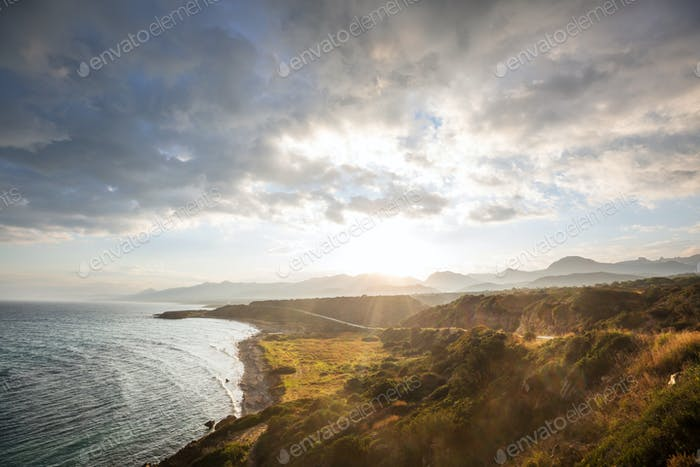 Northern Cyprus landscape