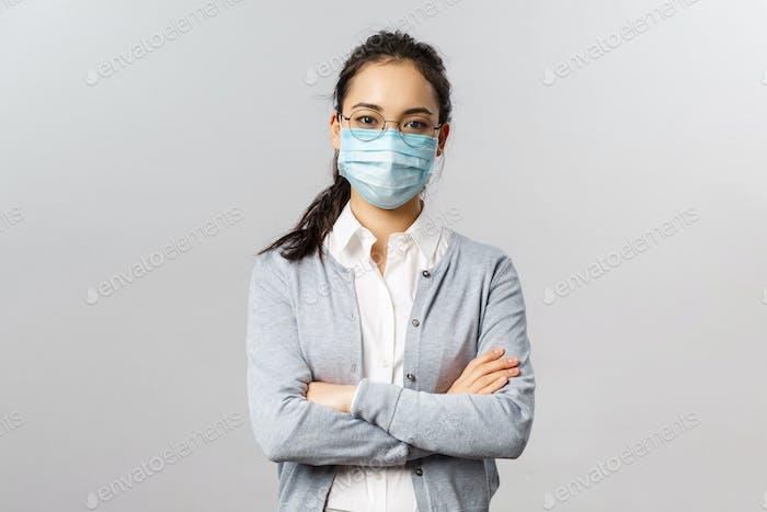 Portrait of Woman Doctor