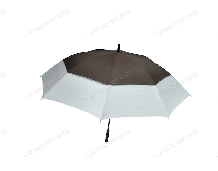 Umbrella isolated on white