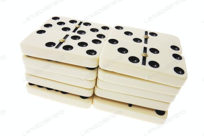 Stapel von Domino