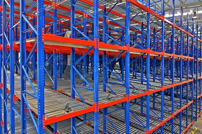 Industrial Pallet Warehouse storage systems