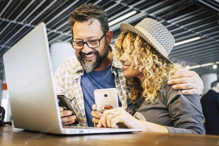 Intelligentes Arbeiten und digitale Nomaden