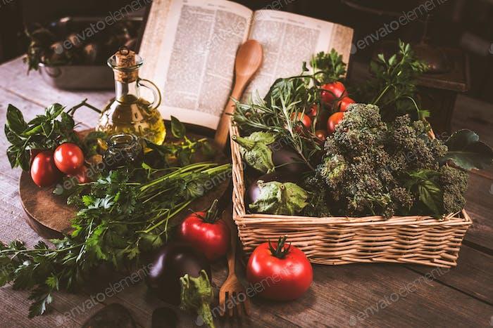 Ingredients and Cookbook