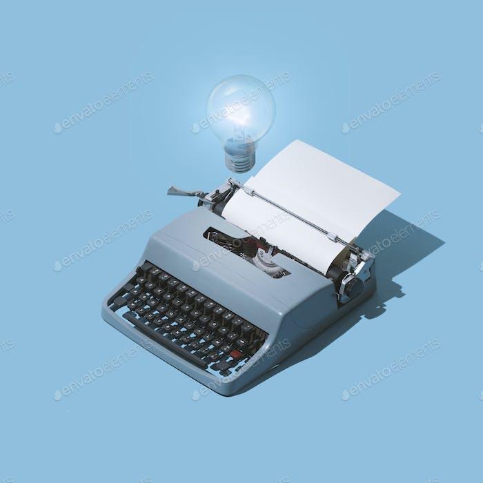Kreatives Schreiben und inspirierende Ideen