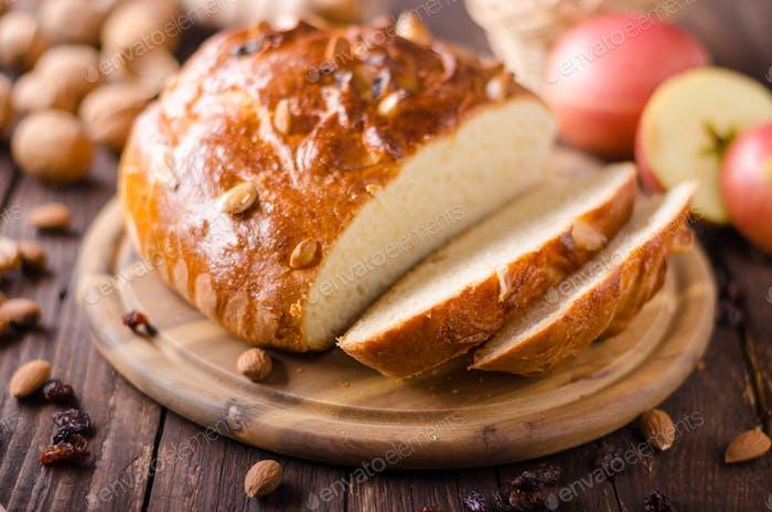 Czech cake chrismas celebration