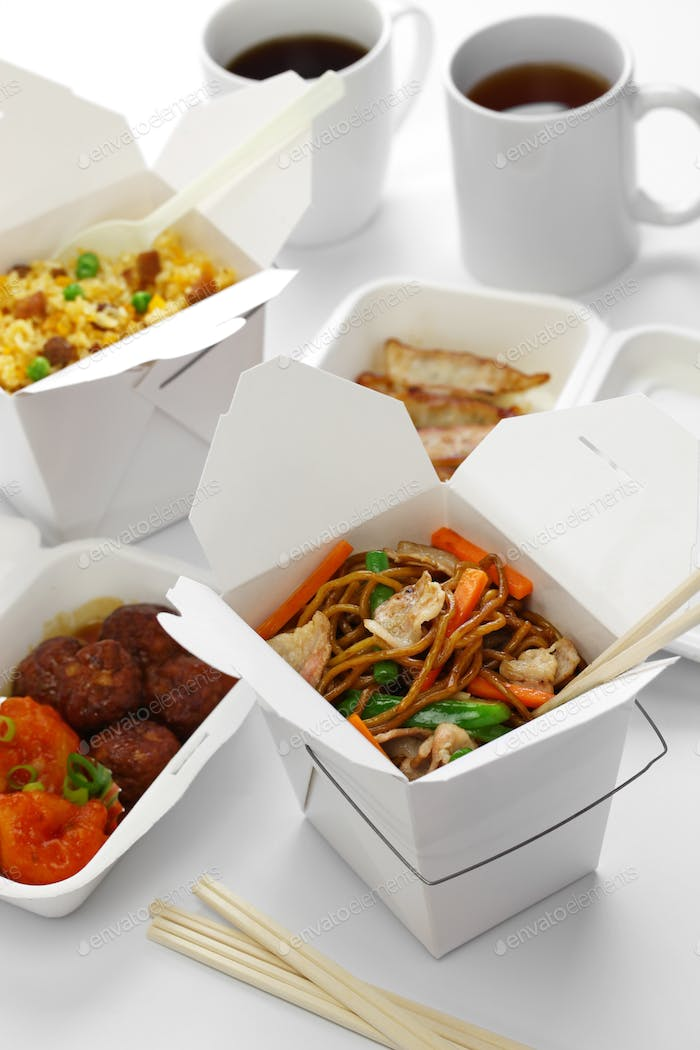 take out chinese food