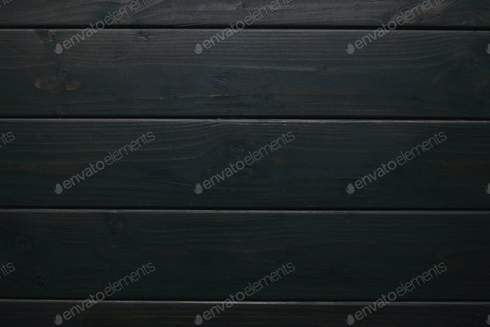dark wooden background with horizontal planks