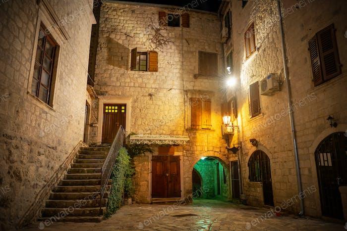Street in Kotor