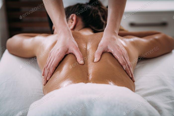 Rückensport-Massage-Therapie