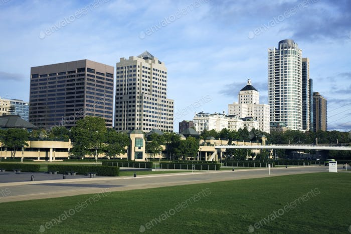 Morning in Milwaukee