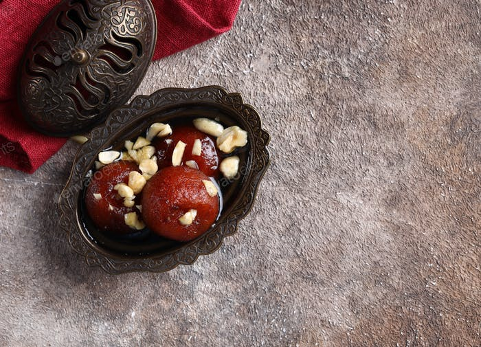 Traditionelle indische Küche