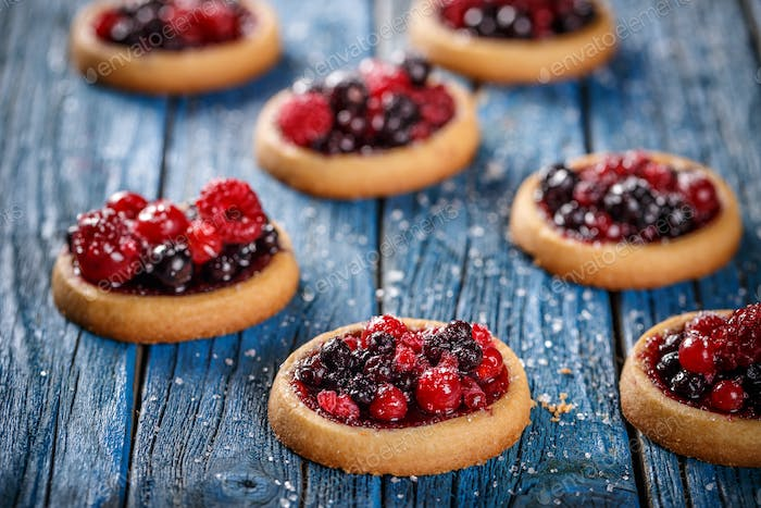 Tasty tartlets