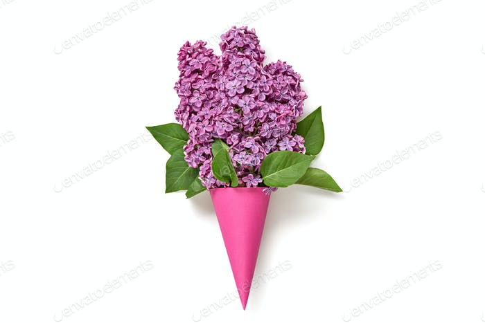 Floración púrpura