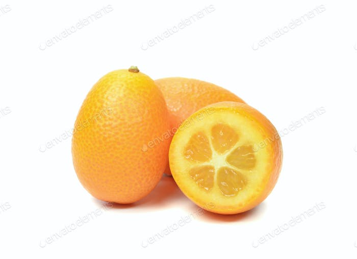 Group of Kumquats