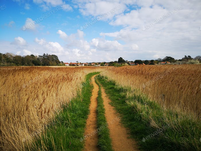 Thornham in Norfolk