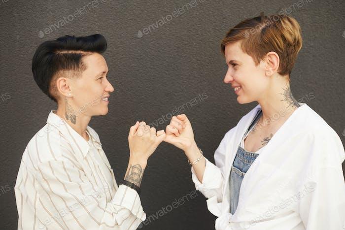Amistad entre chicas