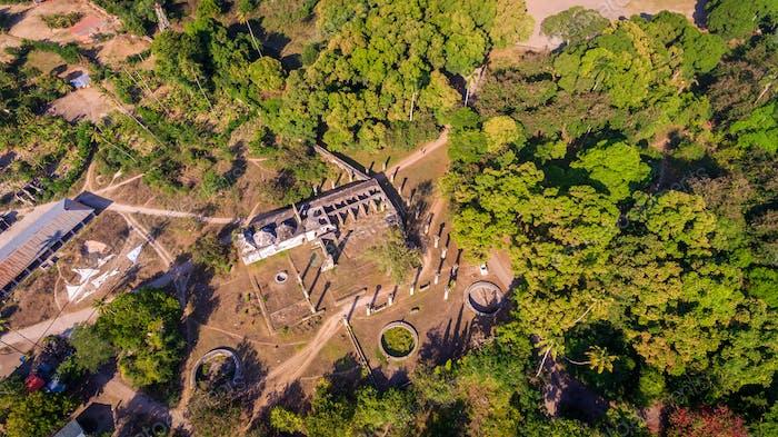 Maruhubi historical site, Zanzibar