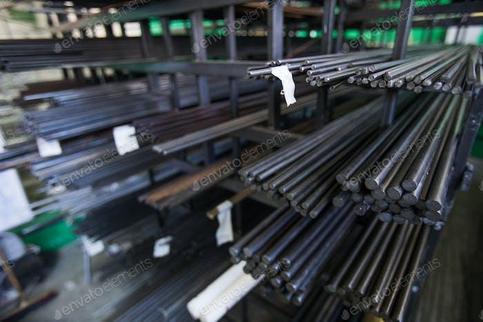 Metal factory shop