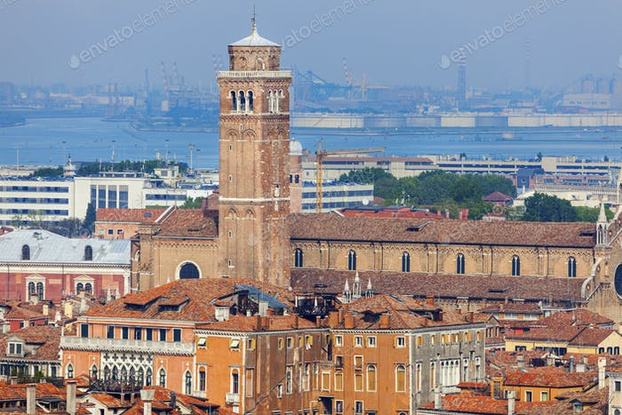 Architecture of Venice
