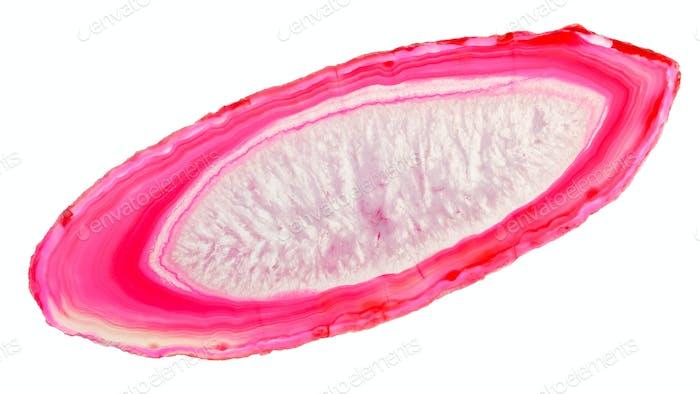 pink agate cutoff