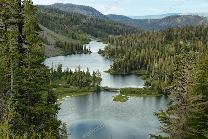 kes in Mammoth lakes, California
