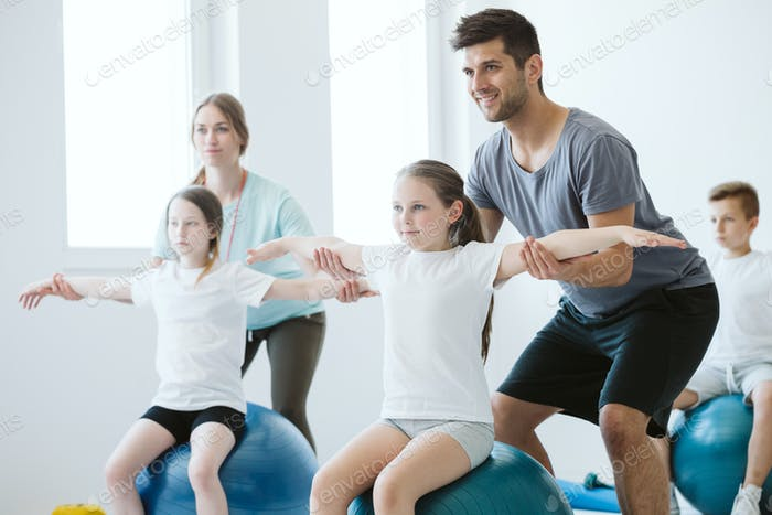 Pilates on physcial education