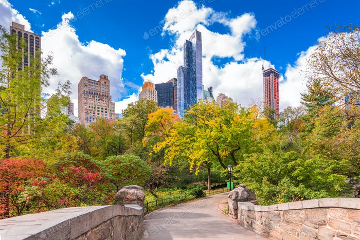 New York City Central Park