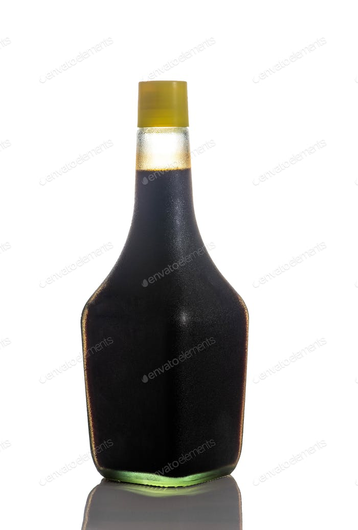 The soy sauce