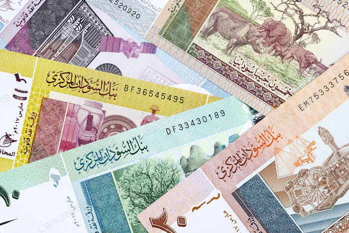 Money from Sudan, a background