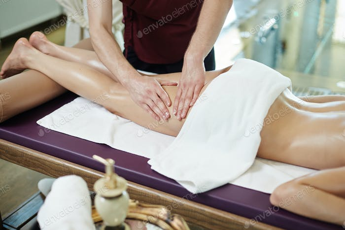 Cellulite Treatment in SPA