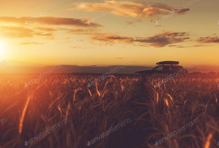 Summer Countryside Getaway