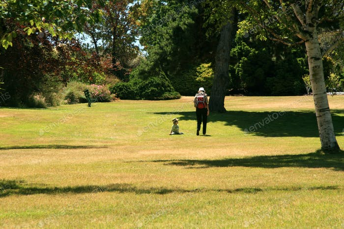 Beacon Hill Park, Victoria, BC, Canada