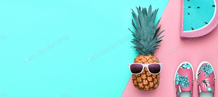 Fashion Pineapple