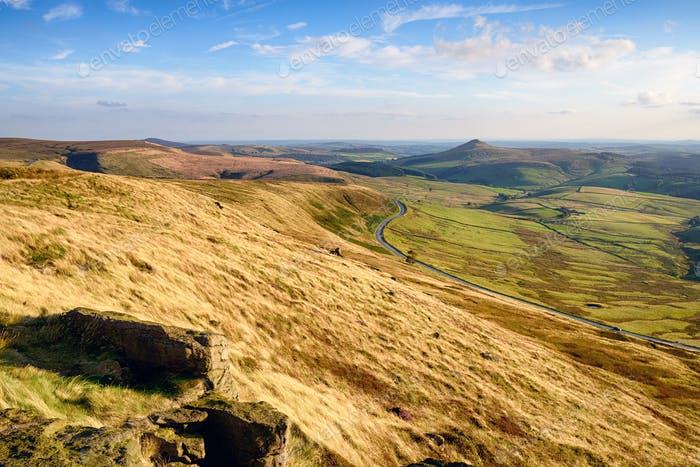 Shining Tor in the Cheshire Peak District