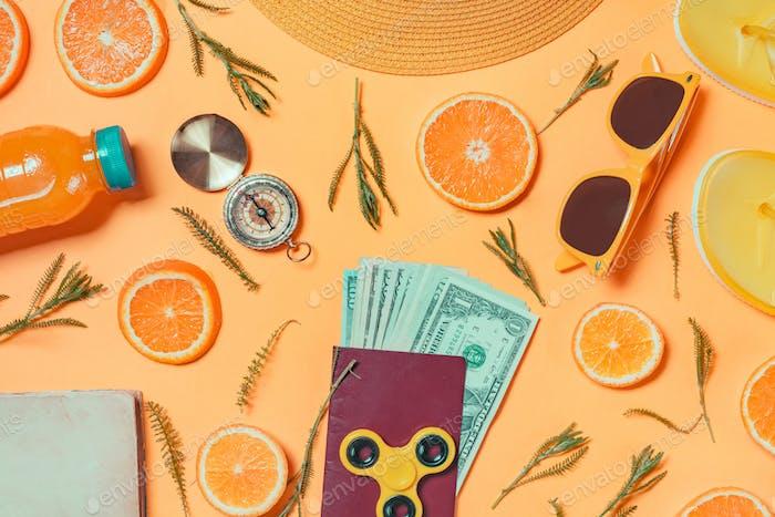 Geld für Reisen in Übersee