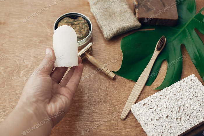 Zero waste, plastic free beauty essentials