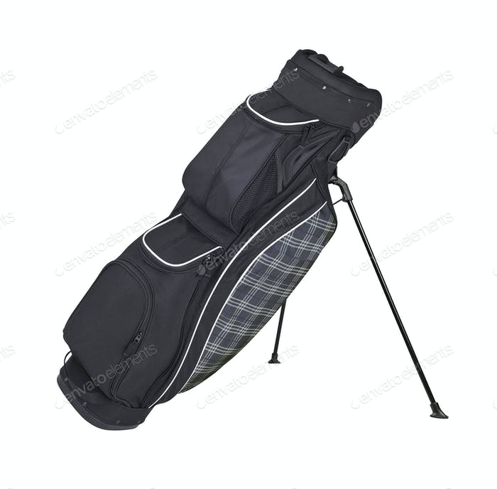 Golf Bag isolated