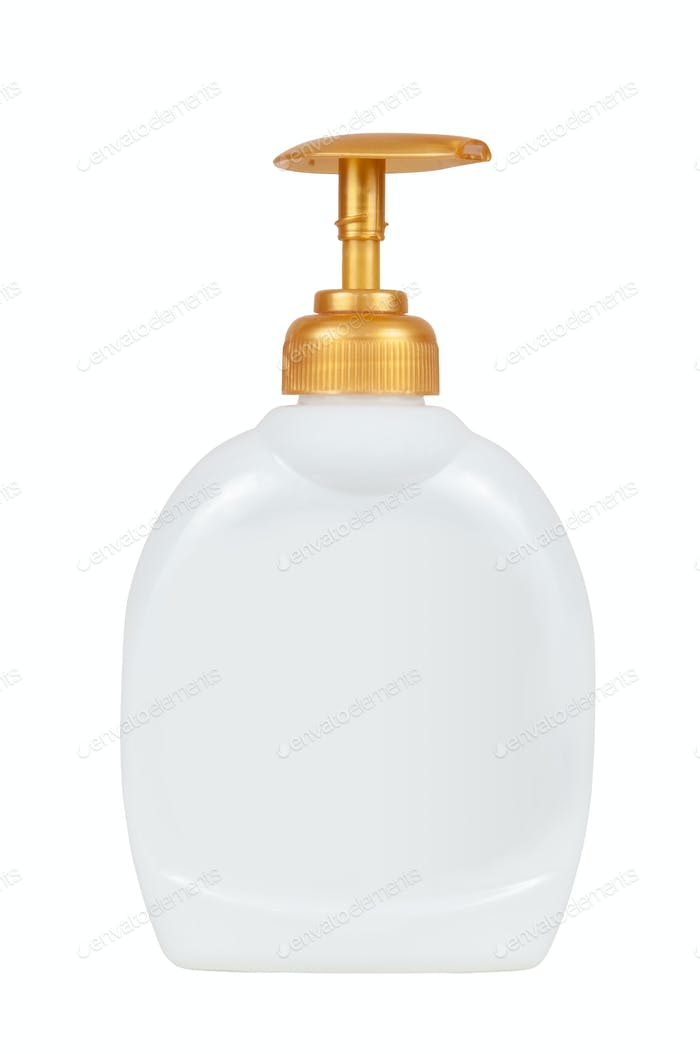 Blank liquid soap dispenser