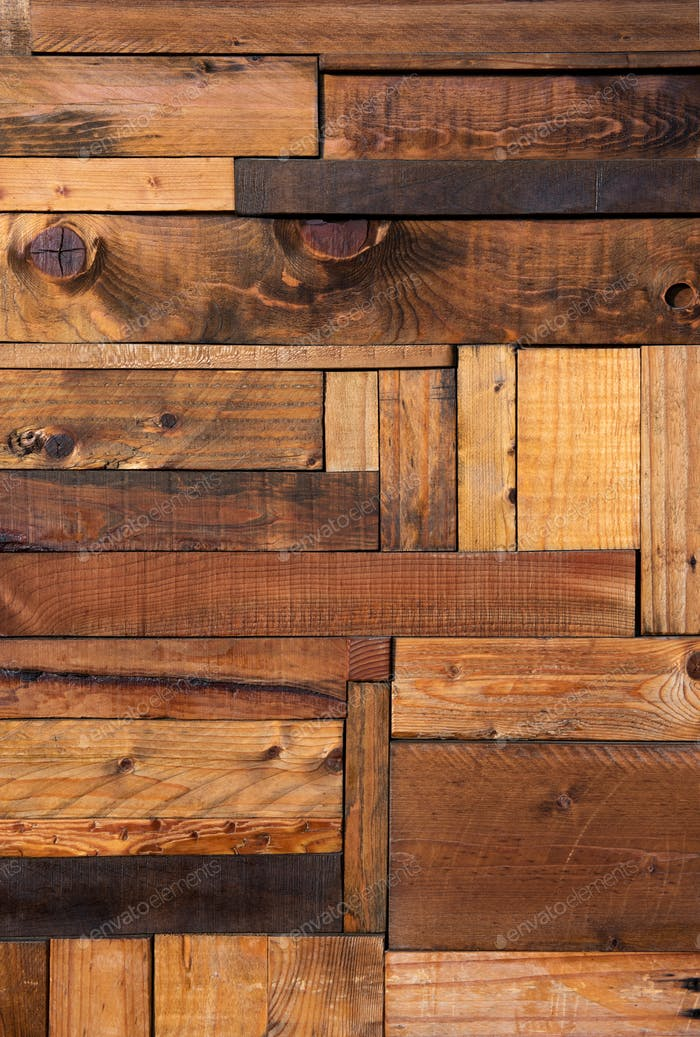 Wooden planks background abstract pattern