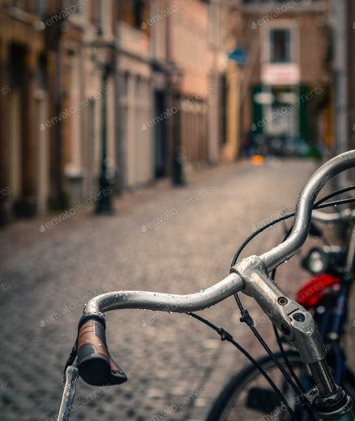 European Bicycle Scene
