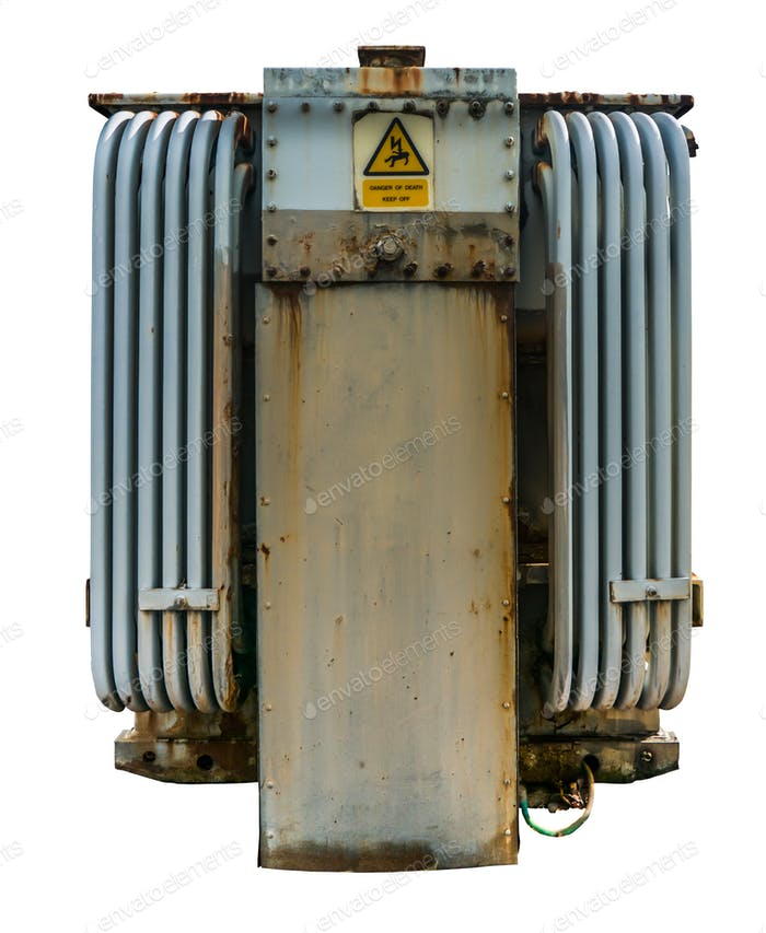 Electrical Grid Transformer